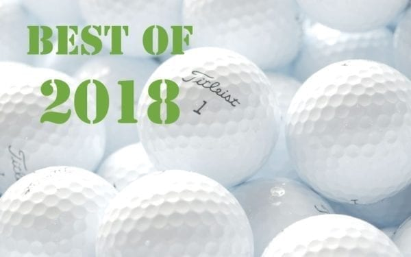 Best Golf Balls for 2018