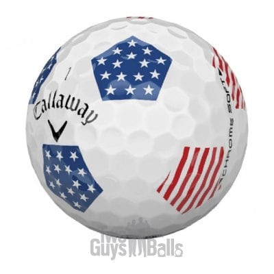 callaway chrome soft truvis stars and stripes