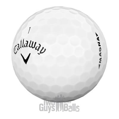 callaway magna used golf balls