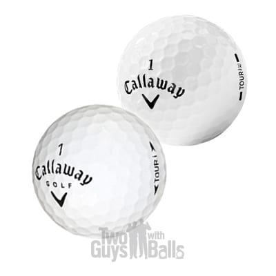 callaway tour i used golf balls mix