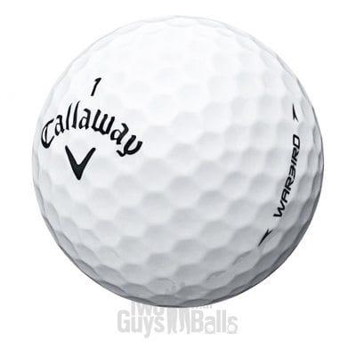Callaway Warbird Used Golf Balls
