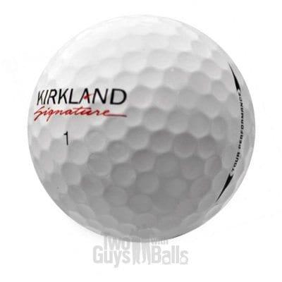 kirkland signature used golf balls
