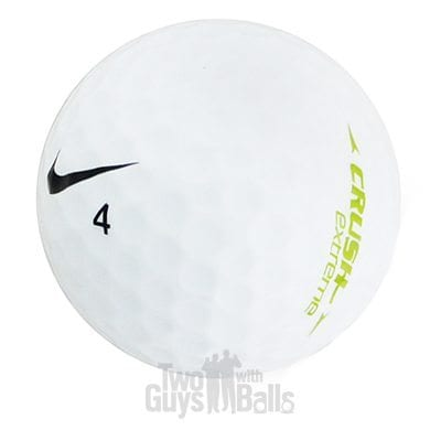 Nike Crush Extreme Used Golf Balls