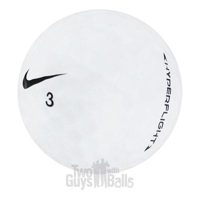 Nike Hyperflight Used Golf Balls