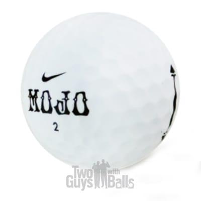 used nike mojo golf balls