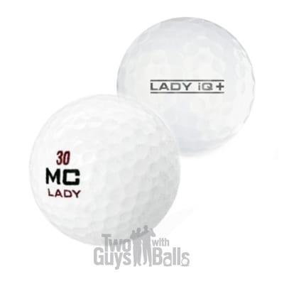 precept lady used golf balls