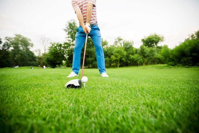 Physical Therapy May Benefit Your Golf Game