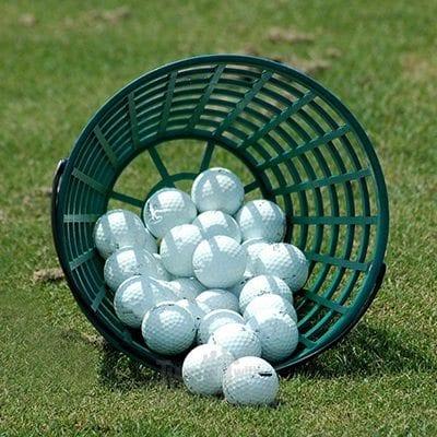 used range balls