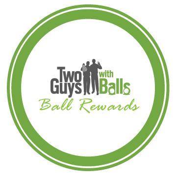 free used golf balls rewards program