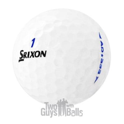srixon ad333 used golf balls
