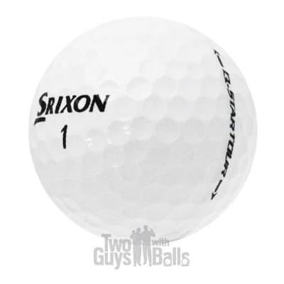 Srixon Q Star Tour Used Golf Balls