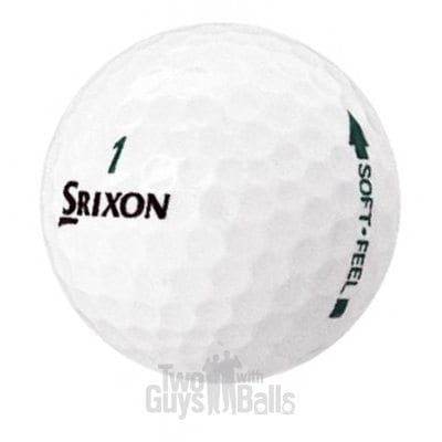 Srixon Soft Feel Pure Used Golf Balls