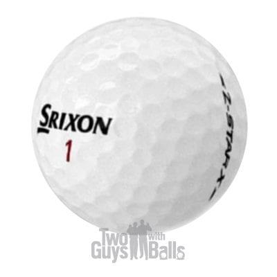 srixon z star x used golf balls