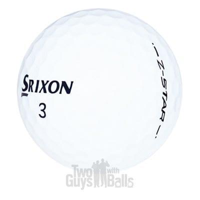 Srixon Z-Star Tour Used Golf Balls