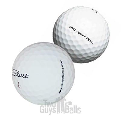 titleist used balls