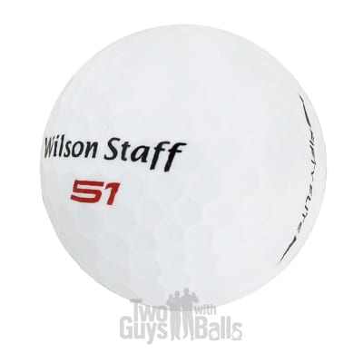 wilson staff golf balls